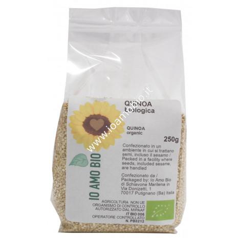 Semi di quinoa bio 250g