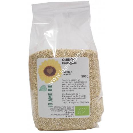 Semi di quinoa bio 500g