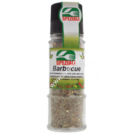 Insaporitore Biologico per Barbecue 40g - Speziali