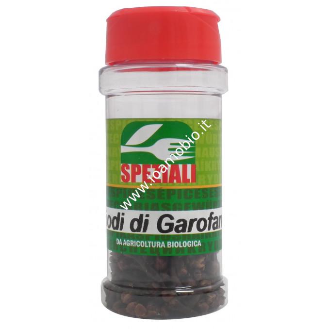 Chiodi di Garofano Interi Biologici 25g - Speziali