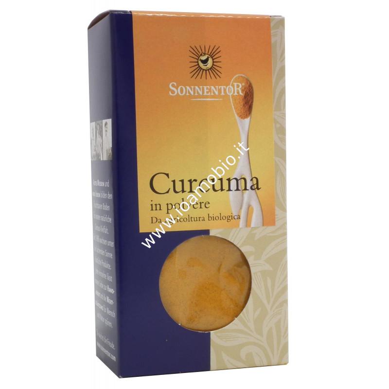 Curcuma in polvere 40g