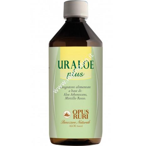 Uraloe Plus Sciroppo Opus Ruri 500ml - Scudo Naturale per le vie Urinarie