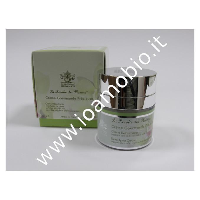 Crema viso detossinante - Piante 50ml