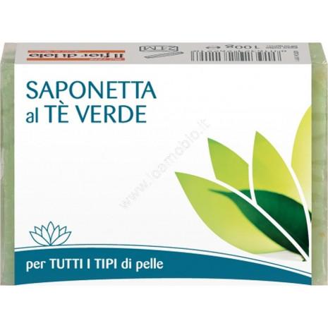Saponetta al tè verde 100g