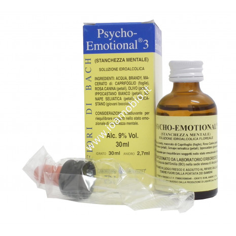 Psycho-Emotional® 3 30ml