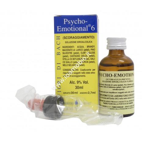 Psycho - Emotional 6 - Fiori per Scoraggiamento
