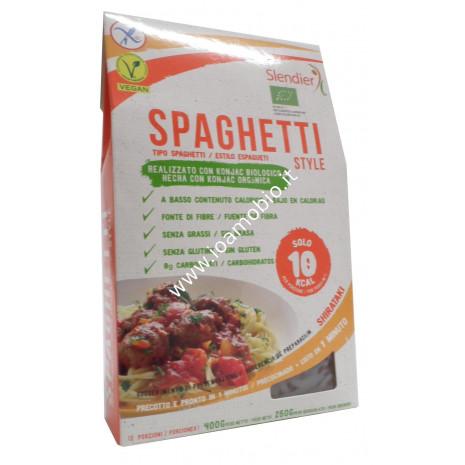Shirataki spaghetti 250g