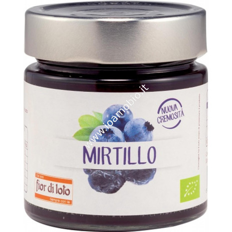 Composta di mirtilli 250g