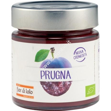 Composta di Prugne 250g - Marmellata Biologica