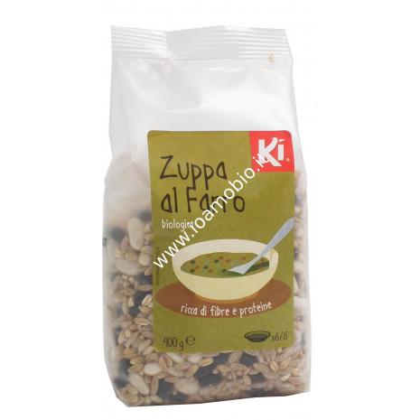 Zuppa al farro 400g