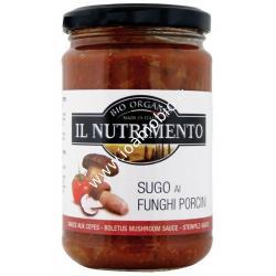 Sugo ai funghi porcini - senza glutine 280g