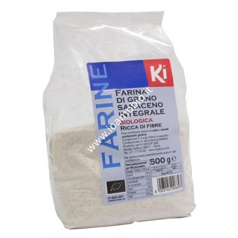 Farina di grano saraceno integrale 500g