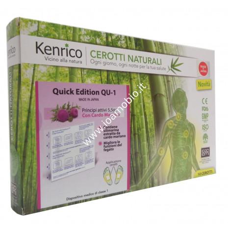 Cerotti Depurativi Fegato Quick edition QU-1 - Kenrico
