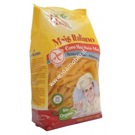 Pennette Rigate di Mais Senza Glutine 500g - Pasta Biologica Viva Mais