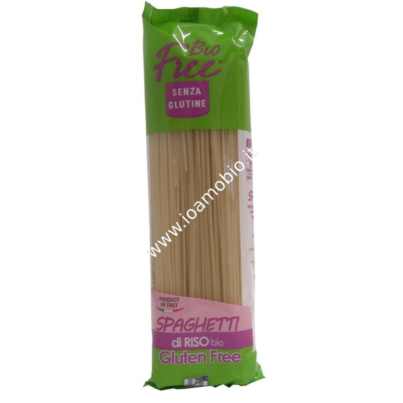 Bio Free®-Spaghetti di riso senza glutine Erog. 500g