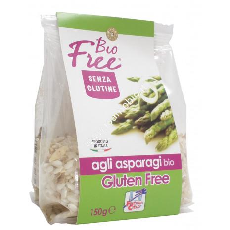 Bio Free®-Risotto agli asparagi senza glutine 150g