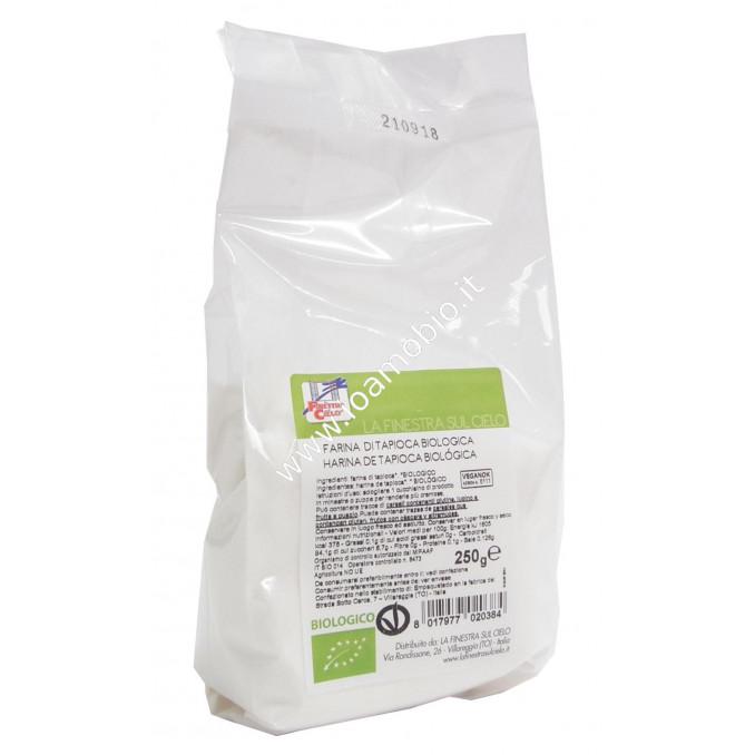 Farina di tapioca 250g
