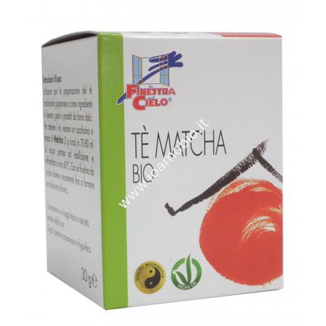 Tè Matcha in polvere 30g - Biologico