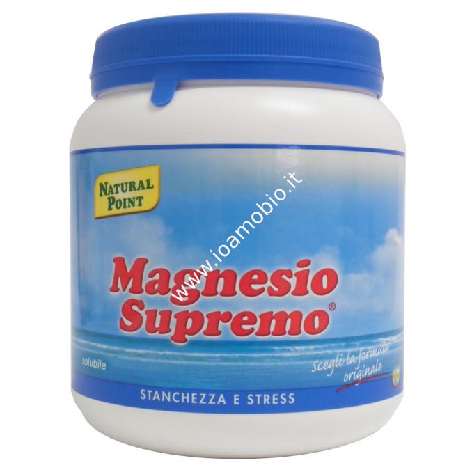 Magnesio Supremo 300g - Integratore Dolori Articolari, Stanchezza e Stress