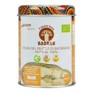 Baobab a essere polpa barattolo bio 150g