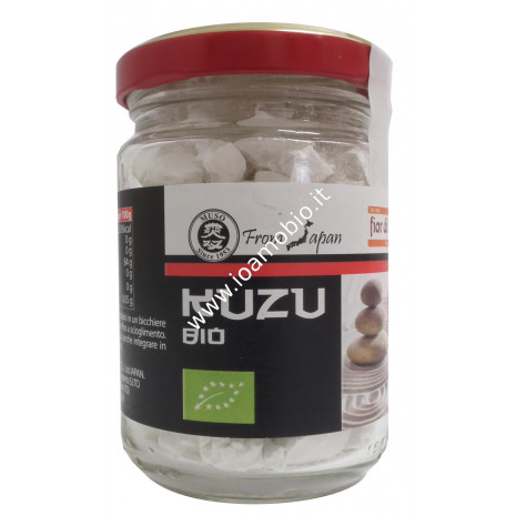 Kuzu Biologico 80g - Pueraria Lobata Addensante Giapponese