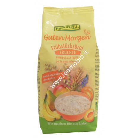 Porridge di Avena alla frutta 500g - Rapunzel