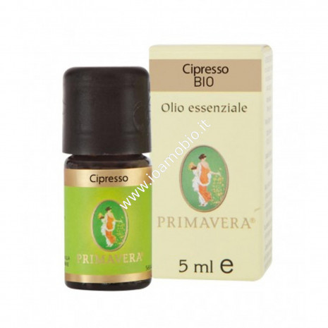 Olio essenziale Cipresso Bio 5ml - Primavera