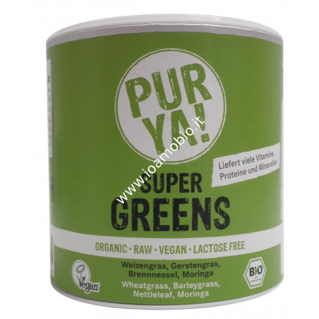 Bio Super Greens 150g