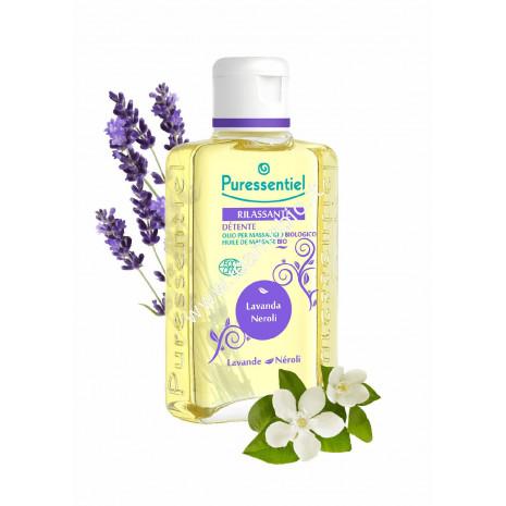 Olio da Massaggio Relax 100ml - Biologico Puressentiel