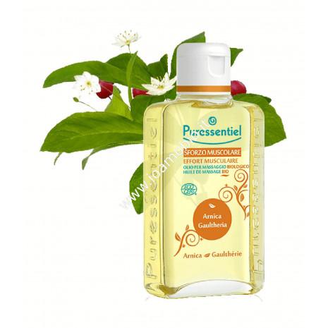 Olio da Massaggio Arnica Gaultheria 100ml - Biologico Puressentiel