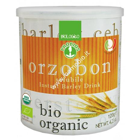 Orzobon Bevanda Solubile Istantanea di Orzo - Senza Caffeina 120g
