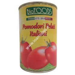 Biofoods - Pomodori Pelati Italiani 400g - Biologici