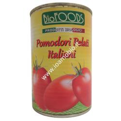 Biofoods - pomodori pelati italiani 400g