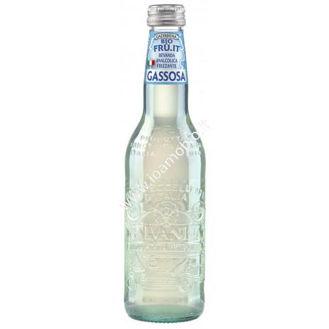Gassosa in Bottiglia Formato Famiglia 750ml -Galvanina Century BIO