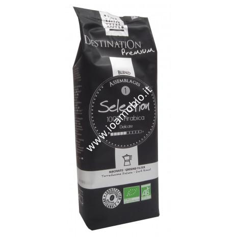 Caffè Selezione n.1 - 100% Arabica Macinato 250g - Gusto Delicato per Moka