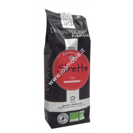 Stretto Italiano N°11 Arabica/Rob. macin. 250g