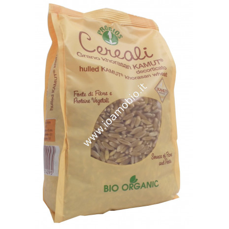 Kamut Decorticato Biologico 400g - Cereali in Chicco
