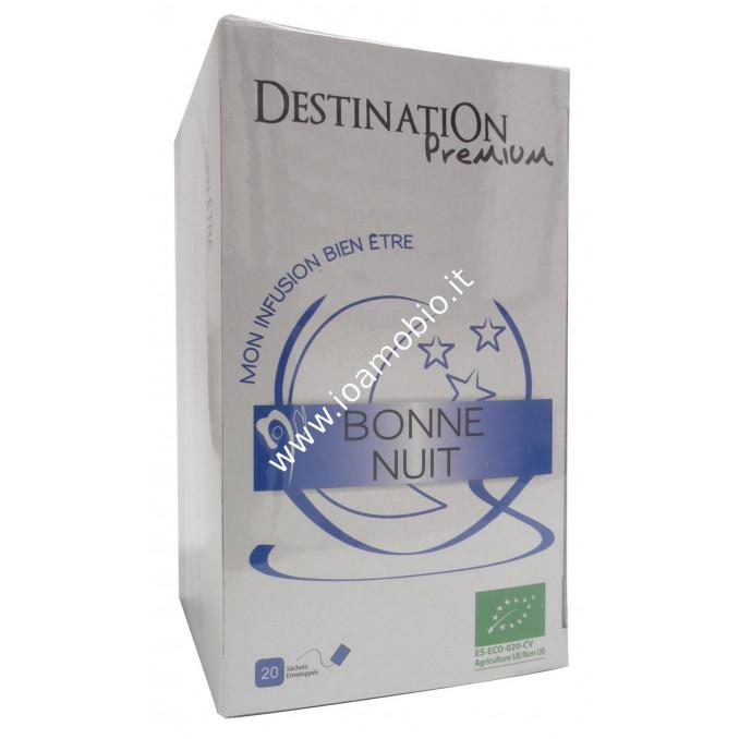 Tisana Buona Notte 30g - Biologica Destination