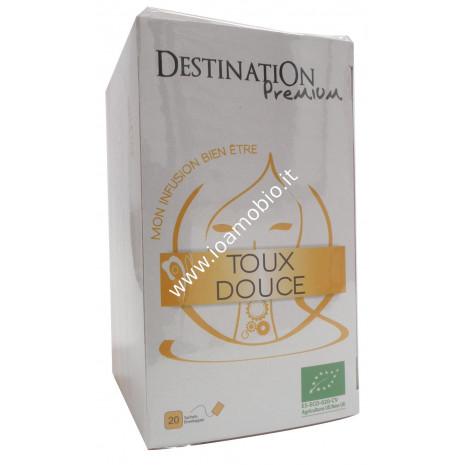 Tisana Dolce Tosse - Infuso Biologico Destination 20x1.5g
