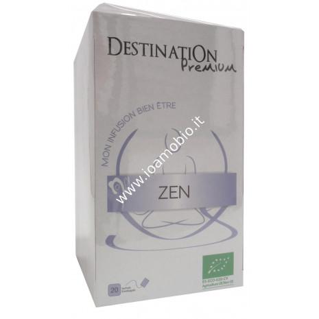 Zen-verben.tiglio,meliss.liquir,camomil. 20x1.5g