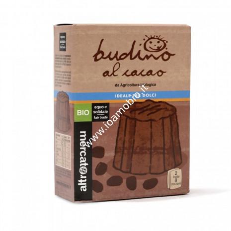 Preparato in polvere per budino al cacao 200g