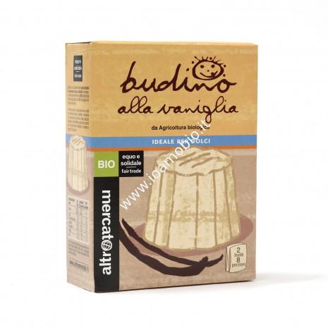 Preparato in polvere per budino alla vaniglia 2x90g