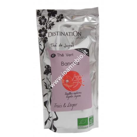 Tè verde Bancha N°117-leggero-Giapp. sfuso 100g