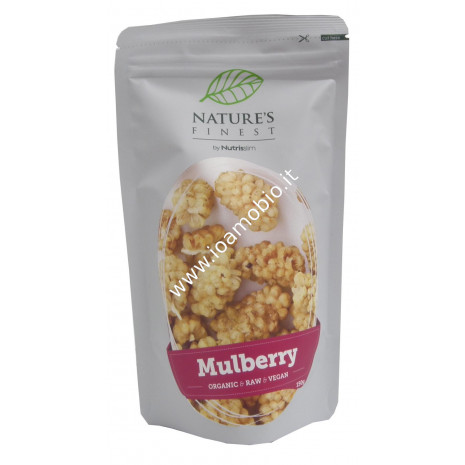 More Bianche di Gelso Biologiche 150g - Mulberry Nutrisslim