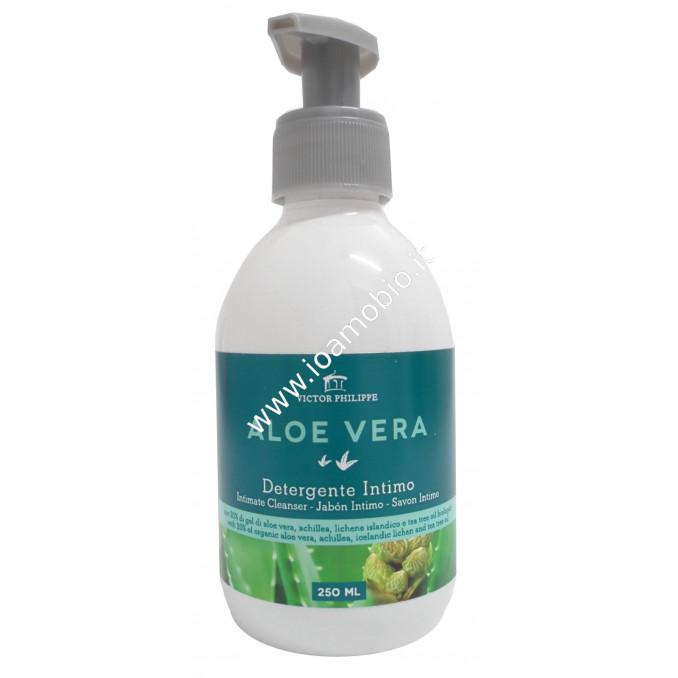 Aloe Vera - Detergente Intimo Biologico 250ml - Victor Philippe