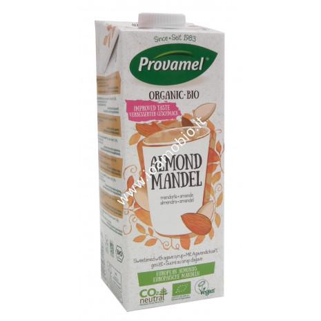 Latte di Mandorla Provamel 1l - Dolcificato con Sciroppo di Agave