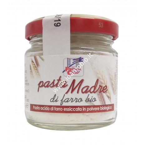 Lievito Pasta Madre di Farro 50g - Biologico