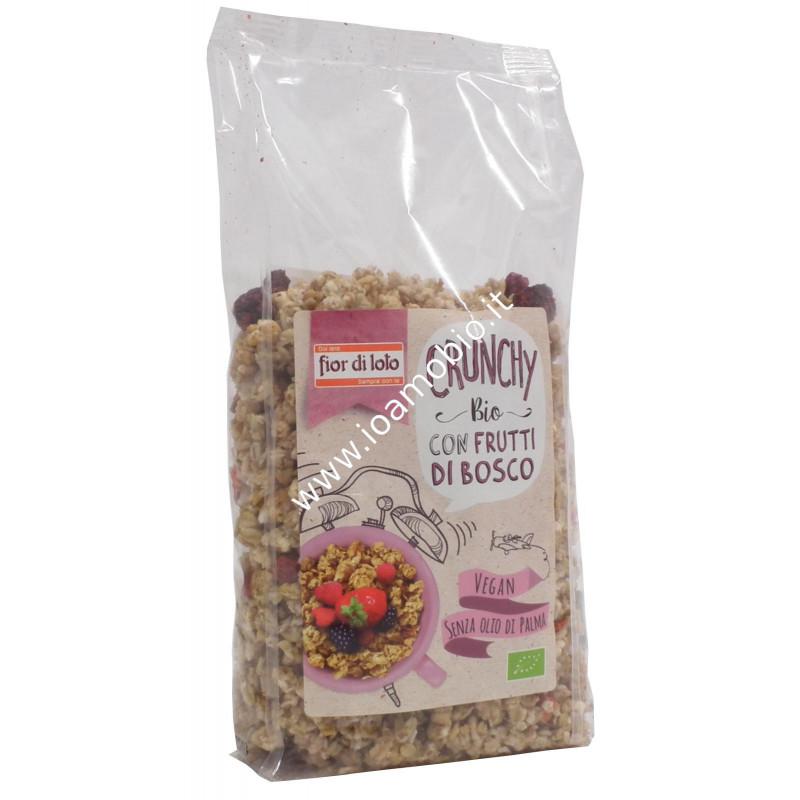 Crunchy c/avena frut bosc bio 375g