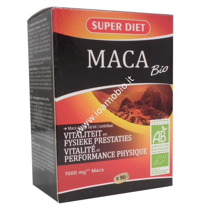 Maca Macafit bio 90 Compresse - Integratore Afrodisiaco