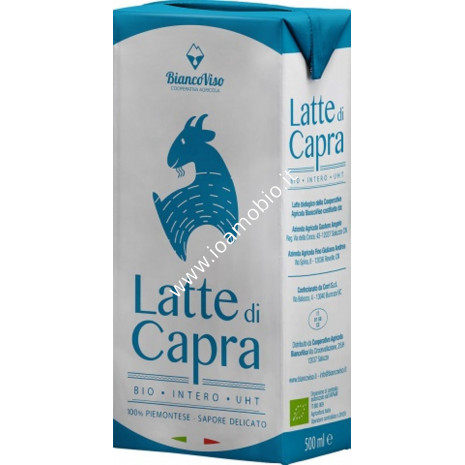 Latte di Capra Intero UHT - 500ml